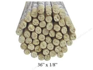 Dowel: Wood Dowels 36 x 1/8 in. (50 pieces)