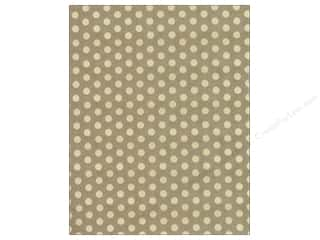 scrapbooking & paper crafts: We R Memory Keepers Poster Board 22 x 28 in. Gold Foil Dot Kraft