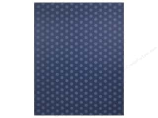 We R Memory Keepers Poster Board 22 x 28 in. Dots Navy