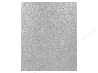 We R Memory Keepers Poster Board 22 x 28 in. Glitter Silver