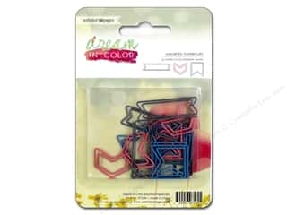 Webster's Pages Dream In Color Collection Paperclip Assorted