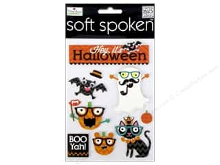 Me & My Big Ideas Soft Spoken Stickers It's Halloween
