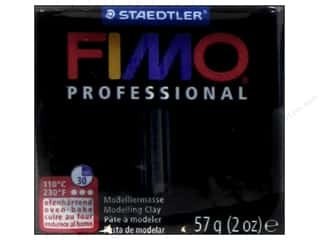craft & hobbies: Fimo Professional Clay 2 oz. Black