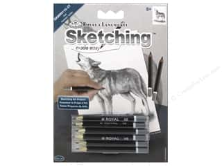Royal Sketching Made Easy Mini Kit Howl