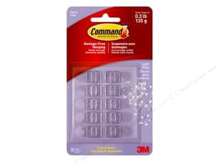Command Adhesive Hook Party Light Clips 10pc