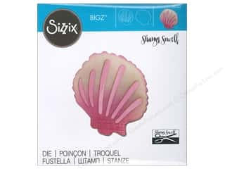 Sizzix Bigz Dies Seashells by Sharyn Sowell