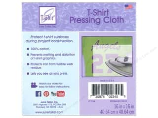 Pressing Cloths / Pressing Sheets: June Tailor Notions T-shirt Pressing Cloth