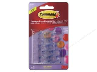 Command Adhesive: Command Adhesive Hook Party Balloon Clip 10pc