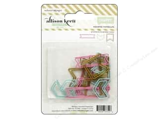 Webster's Pages Allison Kreft Happy Collection Paperclip Assorted