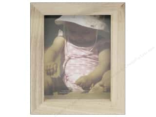 Wood Photo Frame: Multicraft Wood Shadowbox Picture Frame