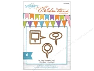Spellbinders Celebrations Die Tag That