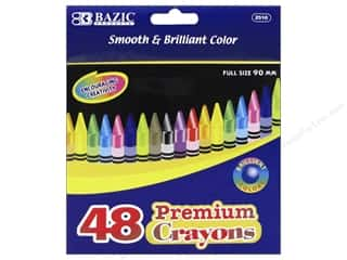craft & hobbies: Bazic Basics Crayons 48 pc.