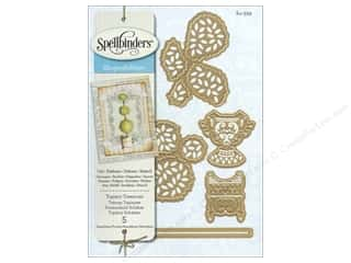 die cutting machines: Spellbinders Shapeabilities Die Topiary Treasures