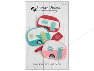 Atkinson Designs Snack Shack Hot Pads Pattern