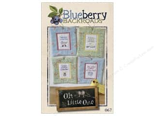 books & patterns: Blueberry Backroads Oh Little One Pattern
