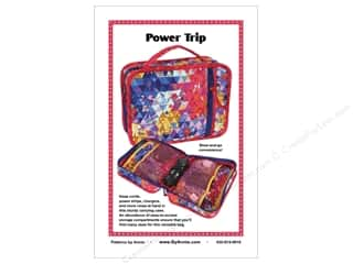 Tote Bags / Purses Patterns: By Annie Power Trip Bag Pattern
