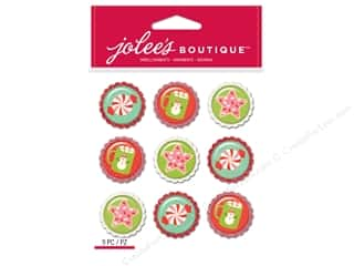 Clearance: Jolee's Boutique Stickers Sweet Treat Baubles
