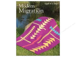 Books & Patterns: Quilt In A Day Modern Migrations Book