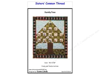 Sisters' Common Thread Family Tree Pattern