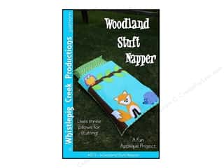 books & patterns: Whistlepig Creek Woodland Stuff Napper Pattern