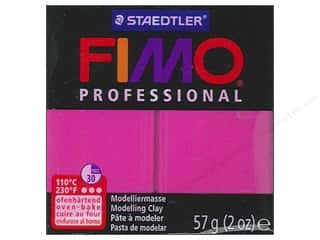 Fimo Professional Clay 2 oz. True Magenta