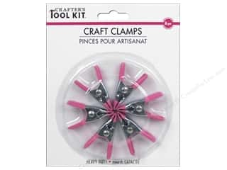 craft & hobbies: Multicraft Tools Craft Clamps Heavy Duty 6pc