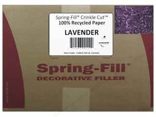craft & hobbies: Krinkle Shred by Cindus 10 lb. Lavender