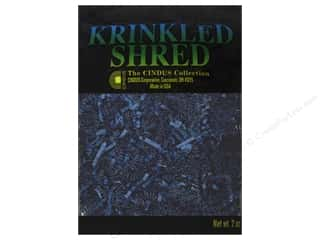 Krinkle Shred by Cindus 2 oz. Navy Blue