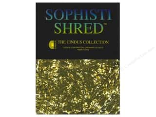 gifts & giftwrap: Sophisti Shred by Cindus 2 oz. Gold