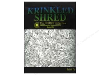 Krinkle Shred by Cindus 2 oz. White