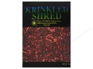 gifts & giftwrap: Krinkle Shred by Cindus 2 oz. Cinnamon