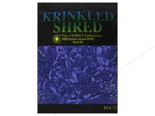 Krinkle Shred by Cindus 2 oz. Royal Blue