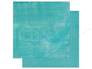 """Simple Stories: Simple Stories Collection So Fancy Paper 12""""x 12"""" Triangle Teal (25 sheets)"""