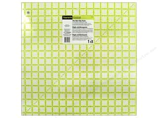 ruler: Omnigrid Omnigrip Non-slip Ruler 16 1/2 x 16 1/2 in.