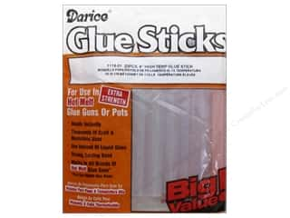 "Darice Glue Stick 4"" Hot Temp 20pc"