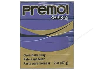 craft & hobbies: Premo! Sculpey Polymer Clay 2 oz. Periwinkle