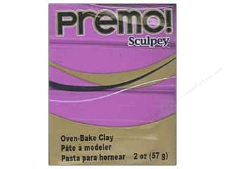 craft & hobbies: Premo! Sculpey Polymer Clay 2 oz. Wisteria