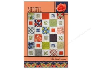 Villa Rosa Designs Sheryl Pattern Card
