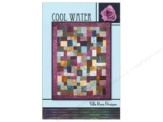 Villa Rosa Designs Cool Water Pattern Card