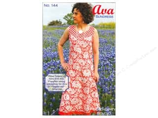 Books & Patterns: Serendipity Studio Ava Sundress Pattern