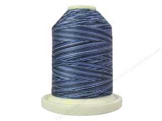 Signature 100% Cotton Thread 700 yd. #M5 Variegated Denim