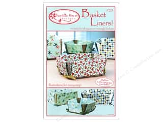 Vanilla House Basket Liners Pattern