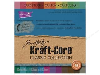 cardstock: Coredinations Cardstock Pack 12 x 12 in. Tim Holtz Kraft-Core Classic