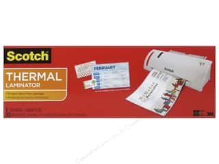scrapbooking & paper crafts: Scotch Quick Heat Thermal Laminator 9 in.