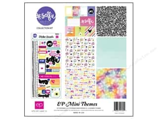 Clearance Echo Park Collection Kit: Echo Park 12 x 12 in. Collection Kit #Selfie