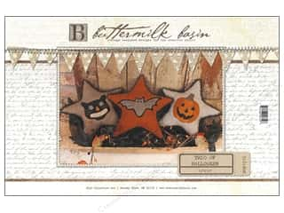 Buttermilk Basin Trio Of Halloween Pattern