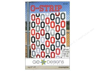 books & patterns: GE Designs O Strip Pattern
