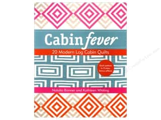 Clearance: Stash By C&T Cabin Fever Book