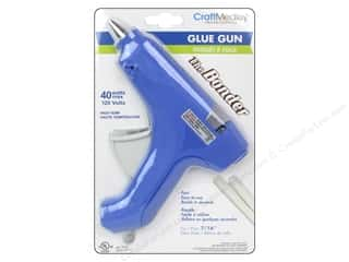 glues, adhesives & tapes: Multicraft Tools Glue Gun 40 watt High Temp