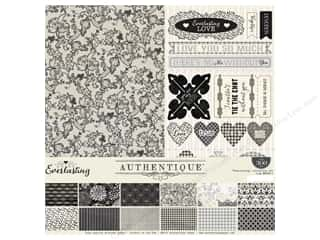 Authentique 12 x 12 in. Collection Kit Everlasting